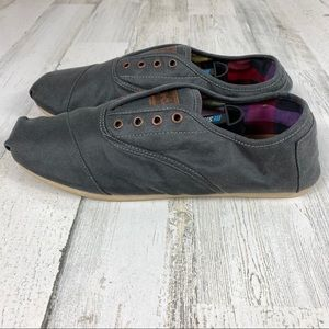 TOMS slip on sneakers